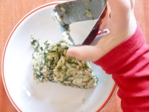 risotto spinaci5