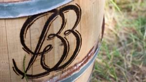 Logo op vat