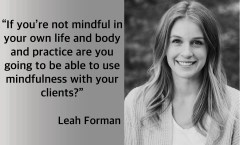 Mindfulness Occupational Therapy