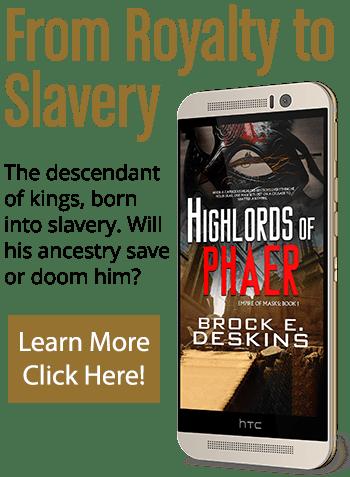 Highlords of Phaer by Brock Deskins