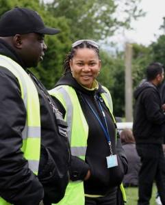 Brockley Max volunteers