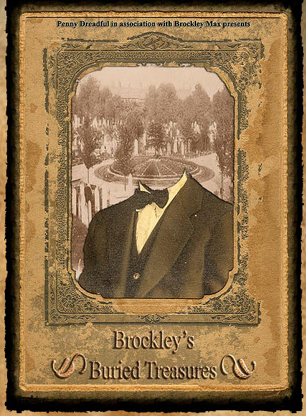 Poster for Brockley's Buried Treasures