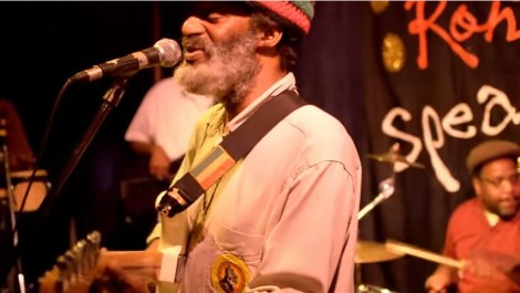 Ras Keith and the Borderline Band