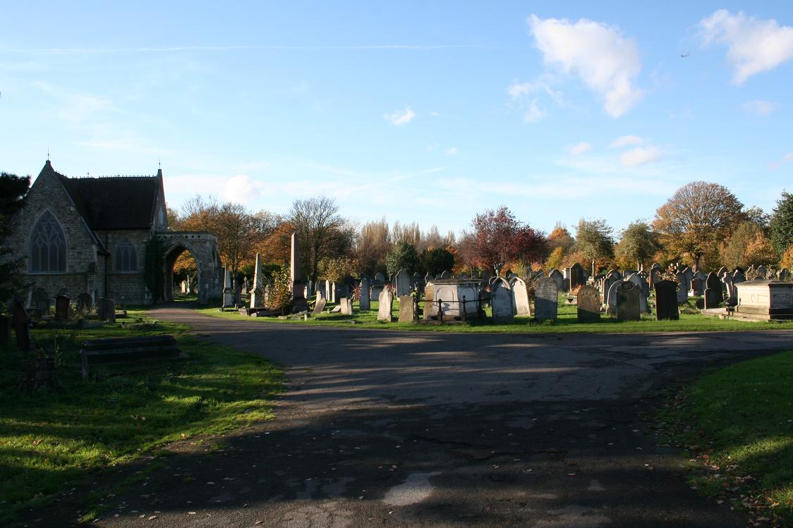 Brockley Cemetery