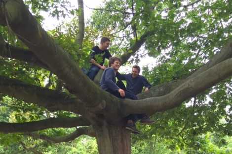 Trees, Talk, Walk and Climb with Jack Cooke