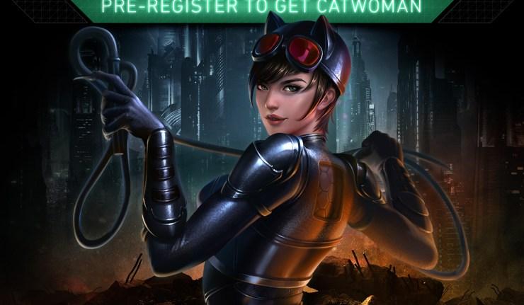 Injustice 2 for Mobile Pre-Registration Begins Today