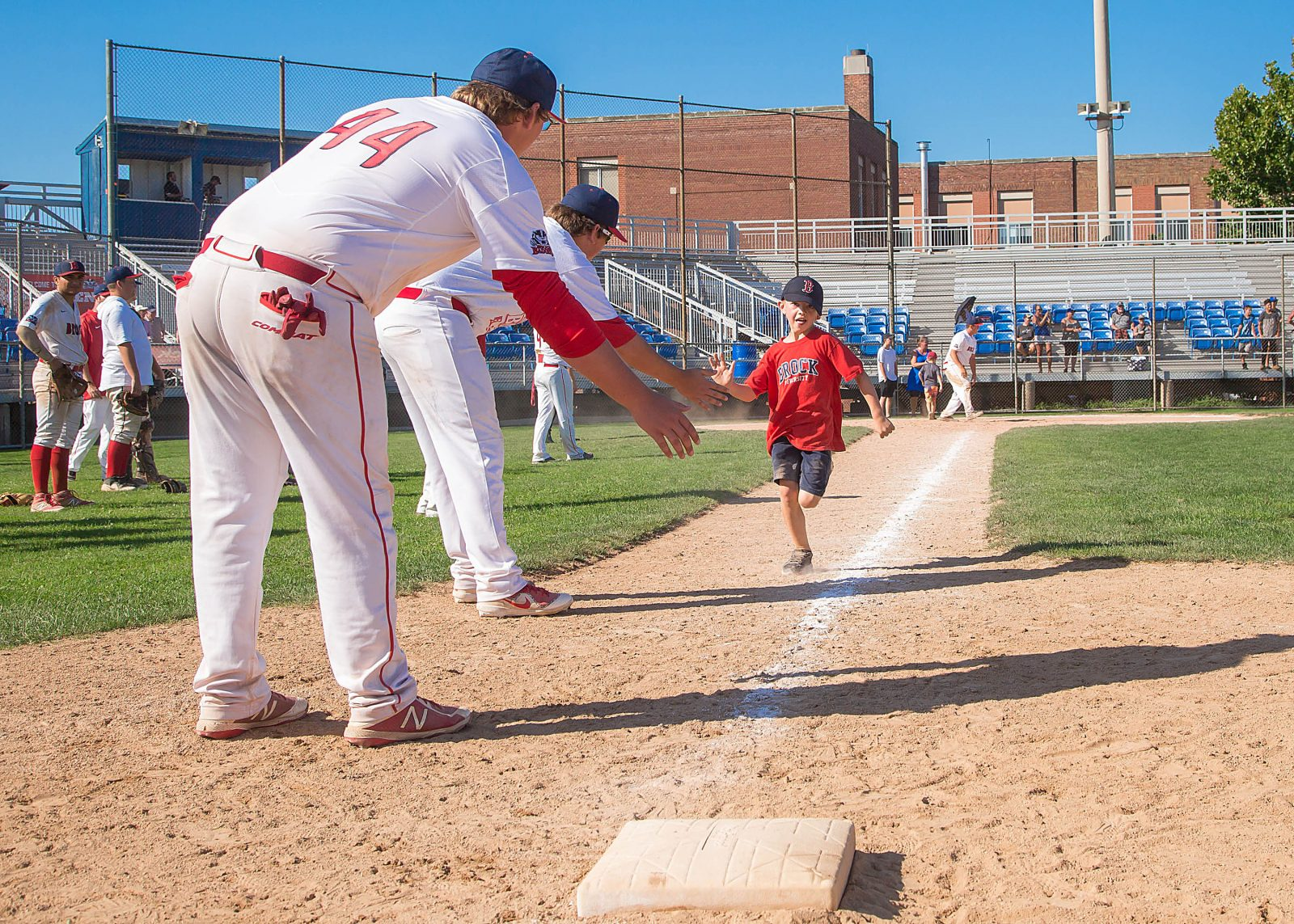 Hometown Baseball Game Returns To George Taylor Field