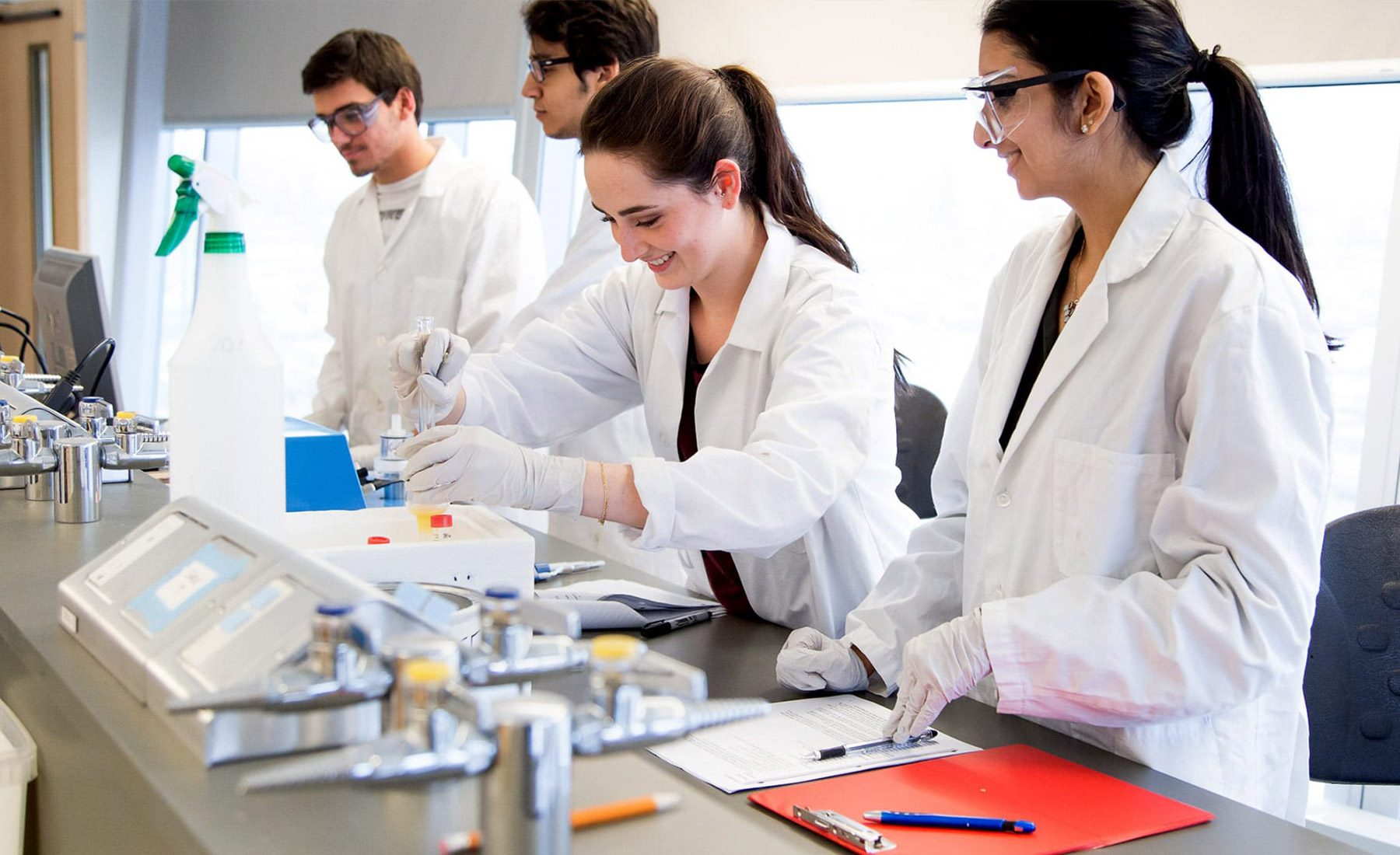 Biotechnology Academic Programs