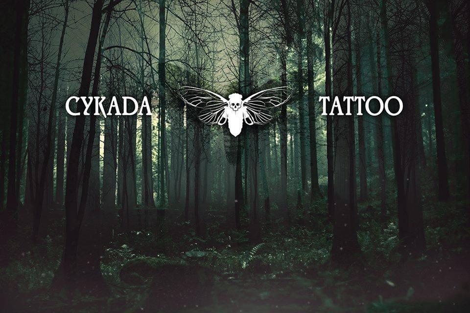 Cykada Tattoo Tatuaże Zamiast Futra