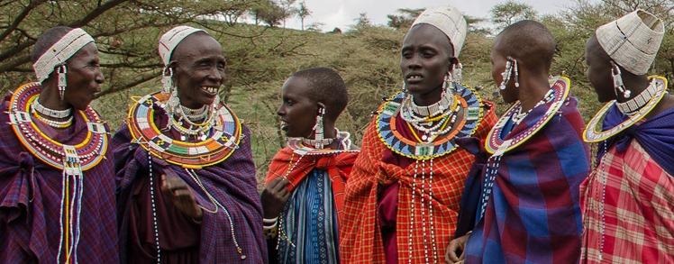 Femmes Masais