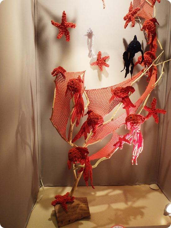 Shibori par Sabine Hautefeuille