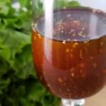 Recette de vinaigrette au sirop de bouleau