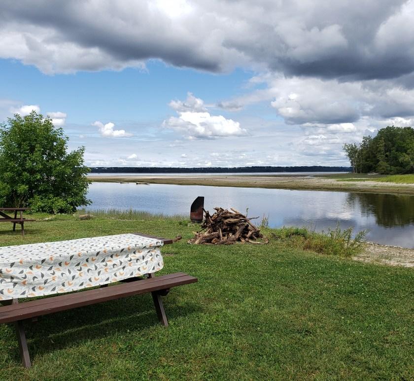 camping municipal de Leclercville