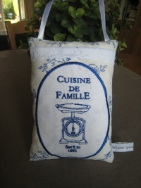 cuisine famille bleu