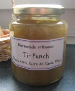 confiture ti-punch