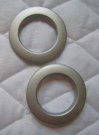 Pochette recharge portable - Oeillets clipsables pour rideaux ...