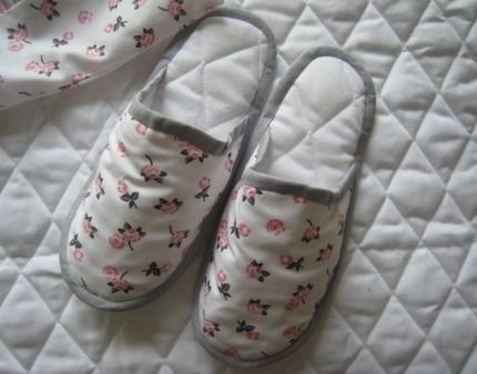 chaussons voyage 2