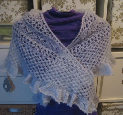 tour de cou tricot