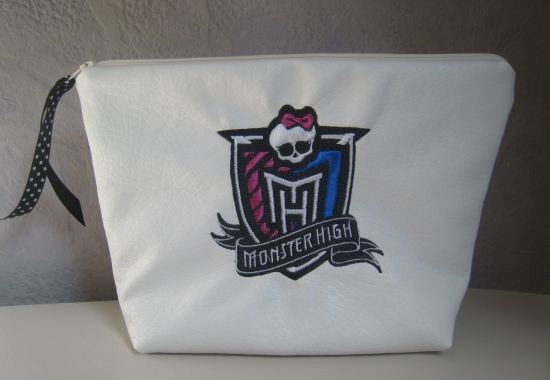 pochette monster high