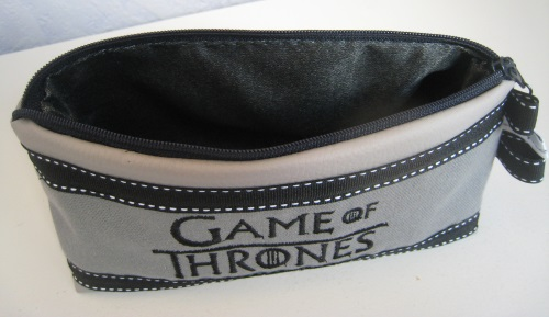 trousse game of thrones