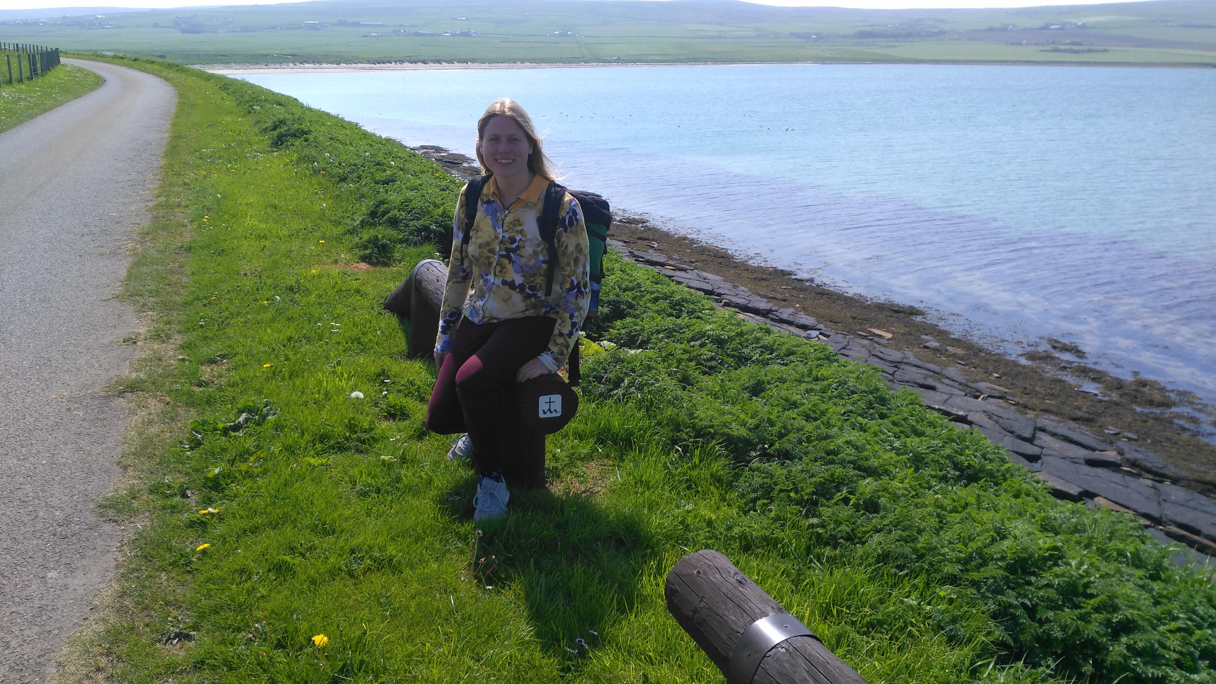 Ragnhild Ljosland Orkney Tourist Guide