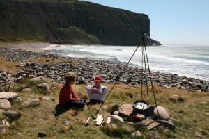 Viking Voyage to Hoy Rackwick Orkney