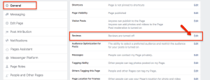step 2 to activate fb review