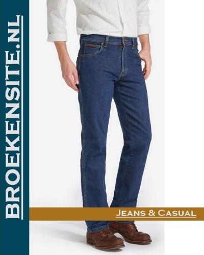Wrangler Texas Broekensite.nl darkstone jeans spijkerbroek Broekensite 1