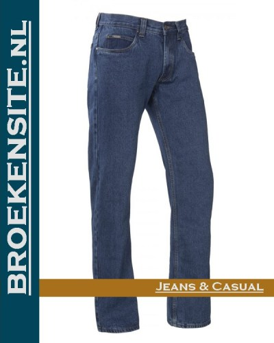 Brams Paris Dylan stone washed BP 1.3700-A50 Broekensite jeans casual