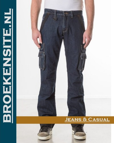 New Star Montana worker st wash NS-NOS-MONTANA-106-1 Broekensite jeans casual