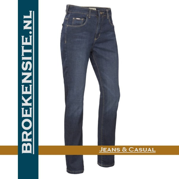Brams Paris Lily used dark blue BP 1.4340-X94 Broekensite jeans casual