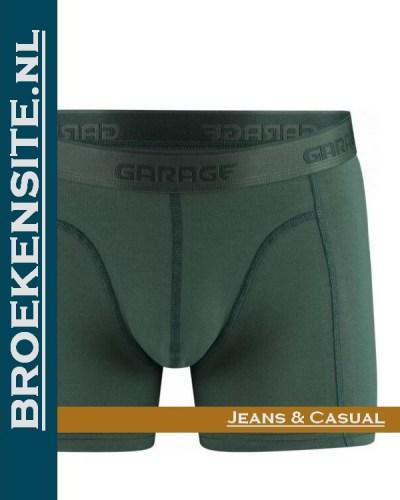 Garage boxershort kansas green G 0801-KGRE Broekensite.nl jeans casual