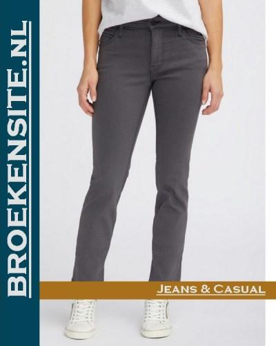 Mustang Soft en Perfect aged black M 0533-5575 - 480 Broekensite jeans casual