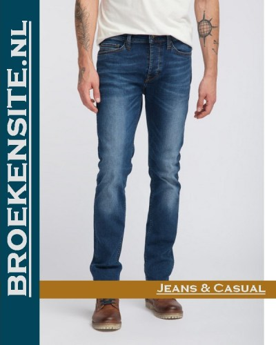 Mustang Vegas denim blue medium M 1008949 - 5000 783 Broekensite jeans casual