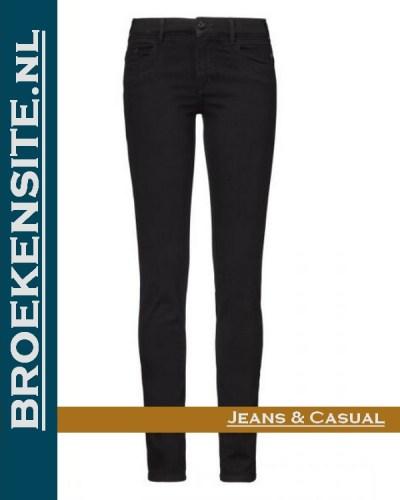 Paddocks Lucy black P 602703503000 - 6001 Broekensite jeans casual