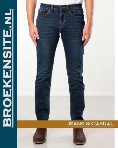New Star slim fit stretch dark blue NS - 999-JV-SLIM-DNM1-23-2 Broekensite jeans casual
