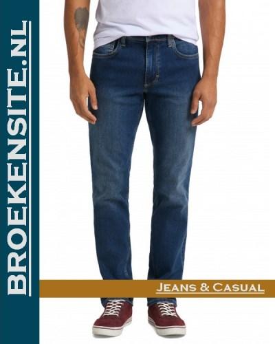 Mustang Washington denim blue M 1007640-5000-881 Broekensite jeans casual