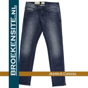 Mustang stay warm oregon tapered denim blue M M 1011974-5000-683 Broekensite jeans casual