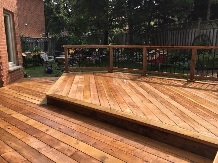 Aurora Deck - After Construction View From Deck
