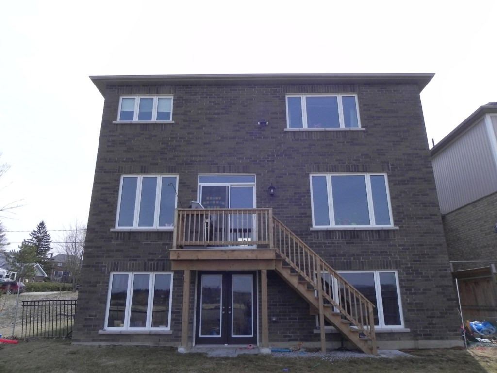 Keswick Deck 4 - Before Construction Front View
