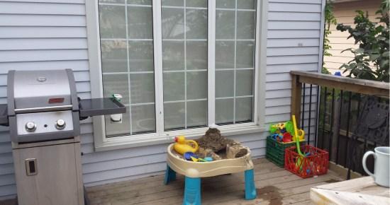 Niagara Deck - After Construction Along House 2