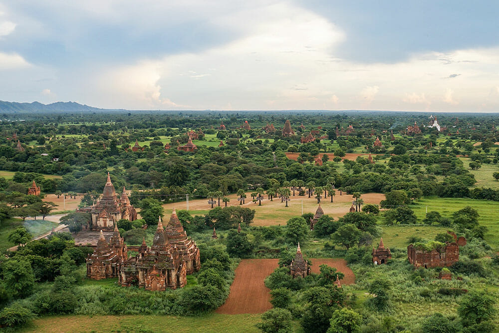 Things to do Myanmar Bagan Temples Burma
