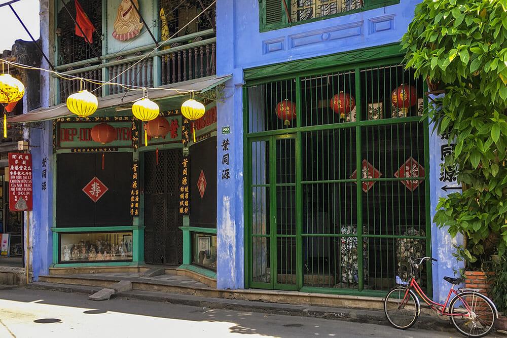 Hoi An Lanterns Vietnam