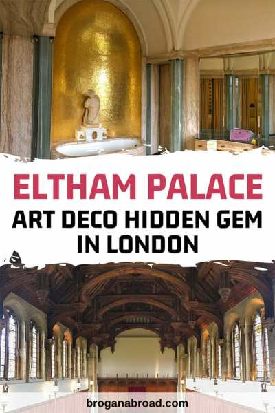 Visiting Eltham Palace, An Art Deco Hidden Gem in London