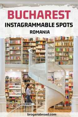 Bucharest Most Instagrammable Spots