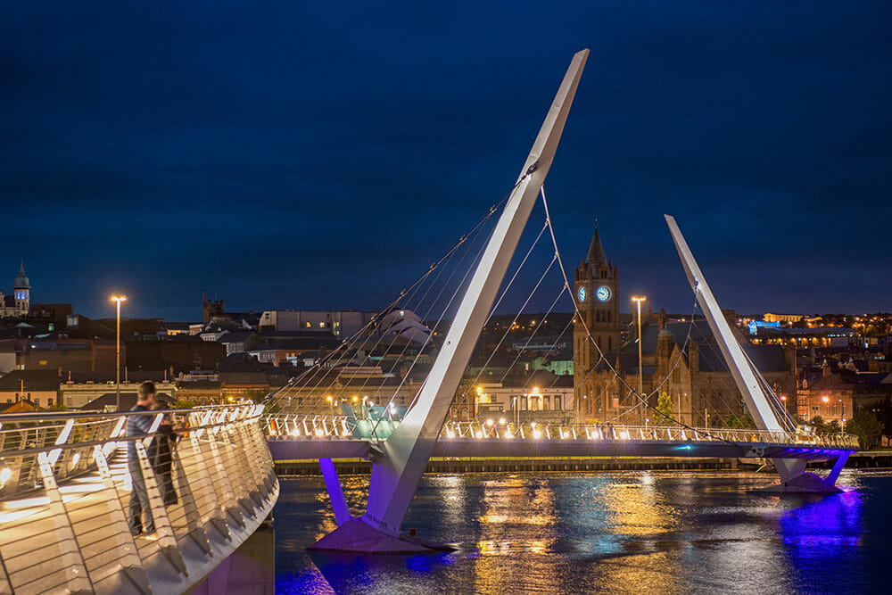 48 Hours In The Historic Walled City Of Derry