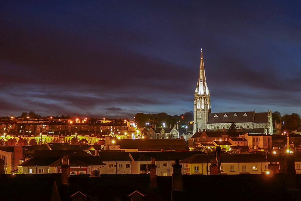 Bogside Derry Northern Ireland Ulster Londonderry