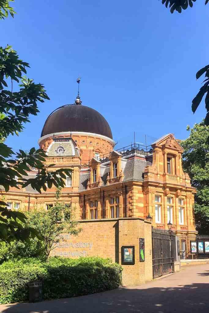 london greenwich royal observatory