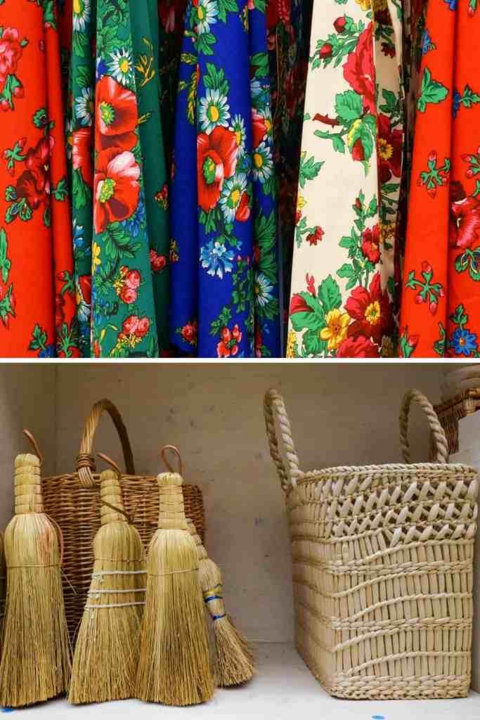 Bucharest Romania Rroma Gypsy Craft Shop Mesteshukar Butiq