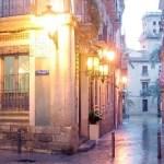 Alicante Spain Hostal Les Monges Palace